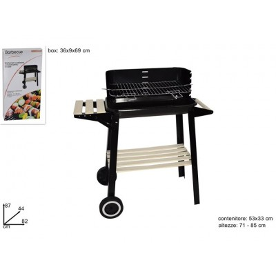 BARBECUE C/RUOTE FP5838C